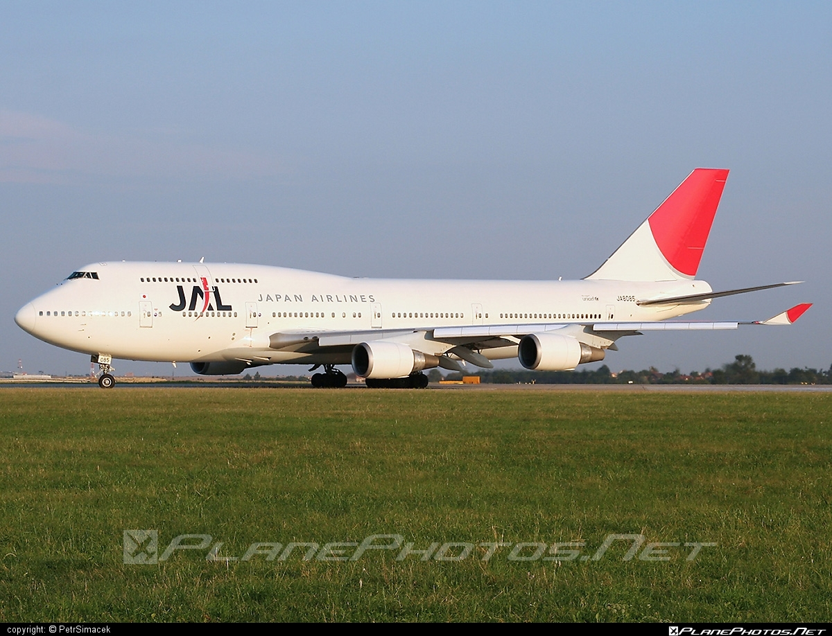 Boeing 747-400 - JA8085 operated by Japan Airlines (JAL) #b747 #boeing #boeing747 #jumbo