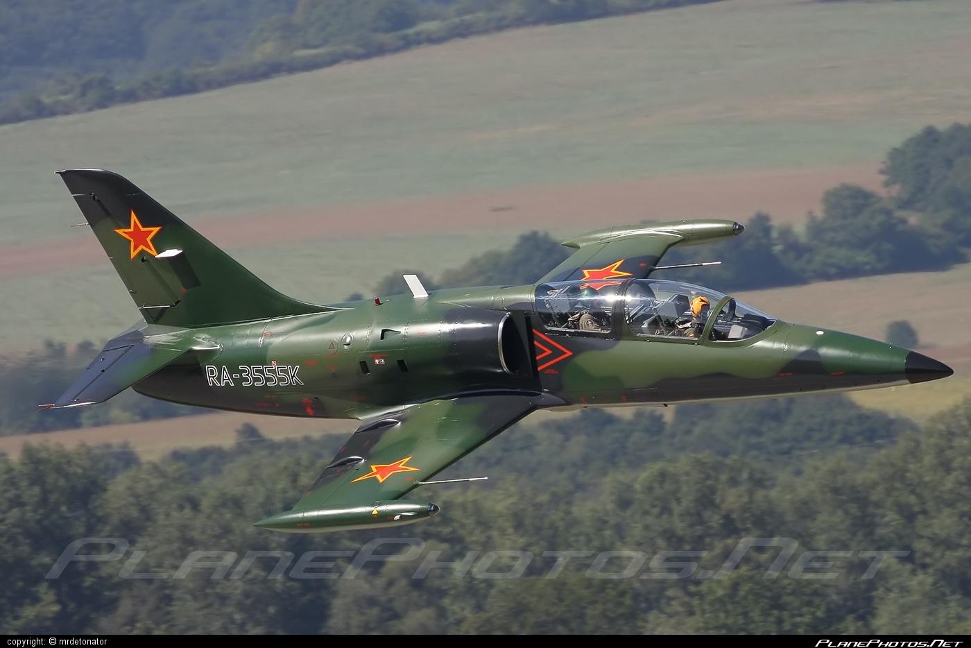 Aero L-39C Albatros - RA-3555K operated by Private operator #aero #aerol39 #aerol39albatros #aerol39calbatros #albatros #l39 #l39c #l39calbatros