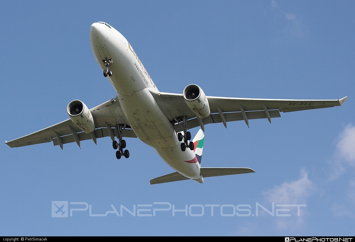 Airbus A330-243 - A6-EAA operated by Emirates #a330 #a330family #airbus #airbus330 #emirates