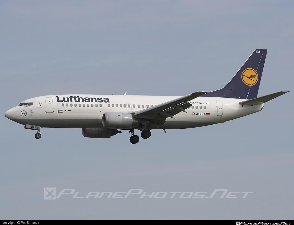 Boeing 737-300 - D-ABEU operated by Lufthansa #b737 #boeing #boeing737 #lufthansa