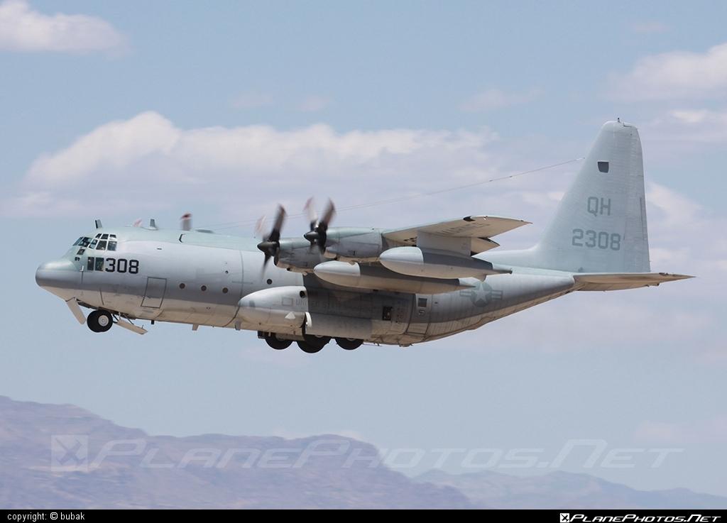 Lockheed KC-130T Hercules - 162308 operated by US Marine Corps (USMC) #lockheed