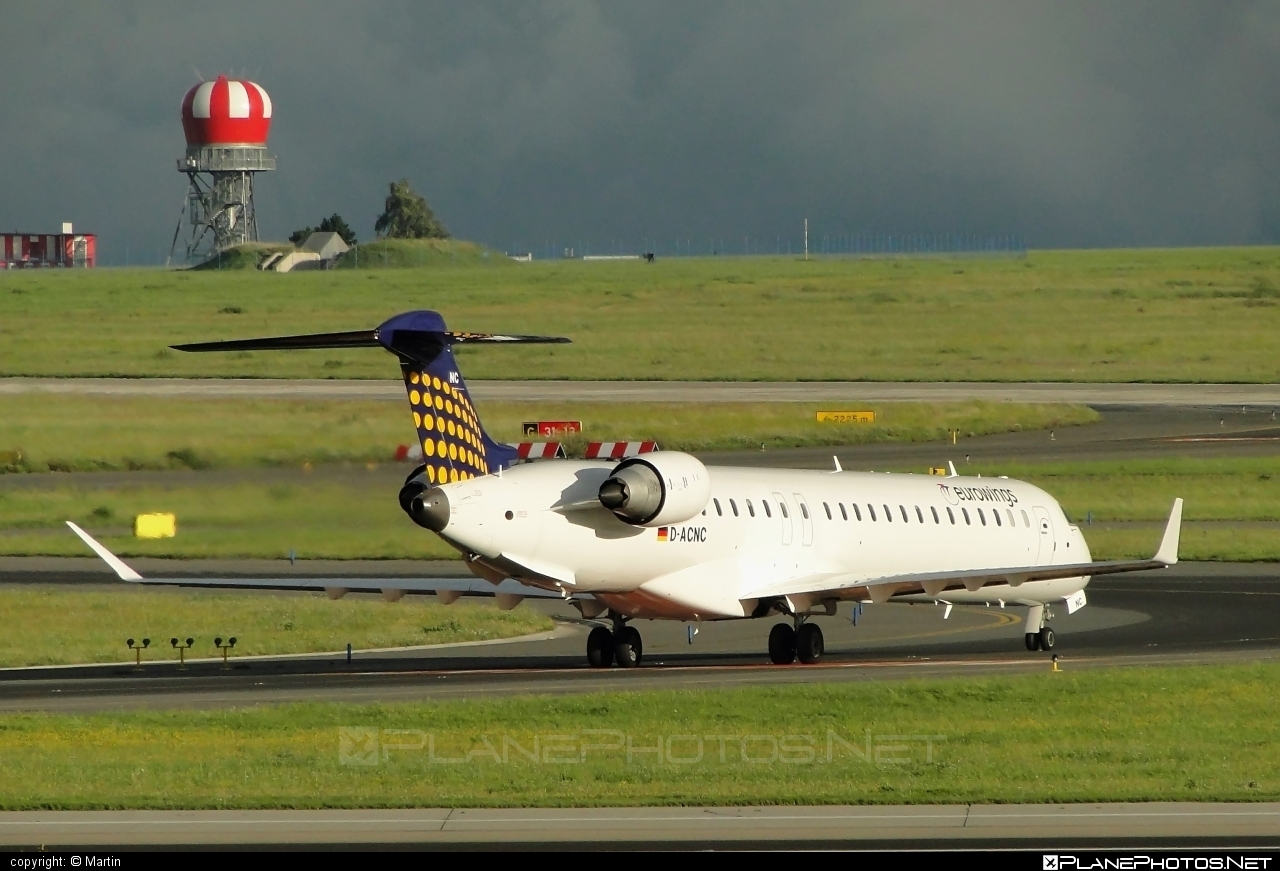 Bombardier CRJ900 - D-ACNC operated by Eurowings #bombardier #crj900 #eurowings