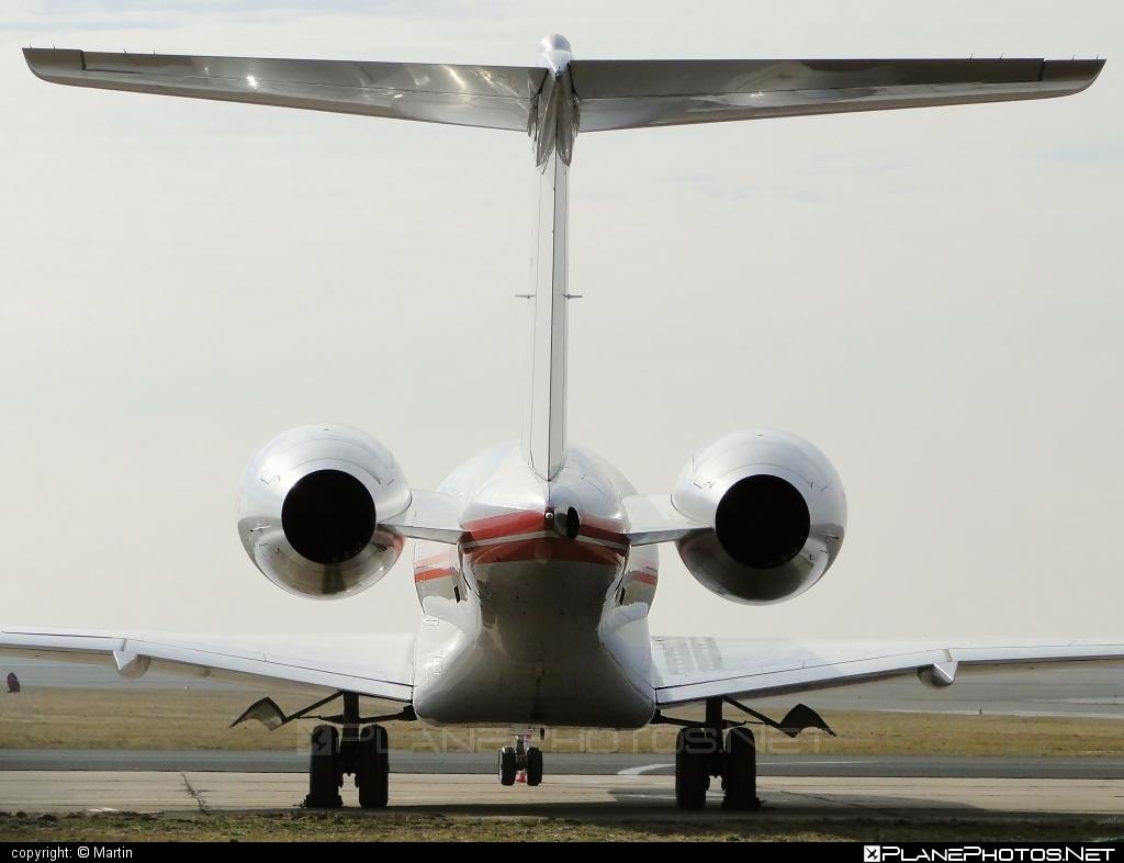 Bombardier Global Express (BD-700-1A10) - EC-IFS operated by Gestair #bd7001a10 #bombardier #bombardierglobalexpress #globalexpress