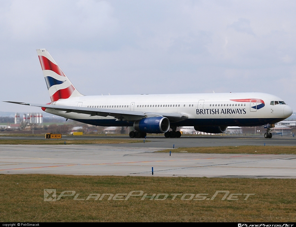 Boeing 767-300ER - G-BNWX operated by British Airways #b767 #b767er #boeing #boeing767 #britishairways