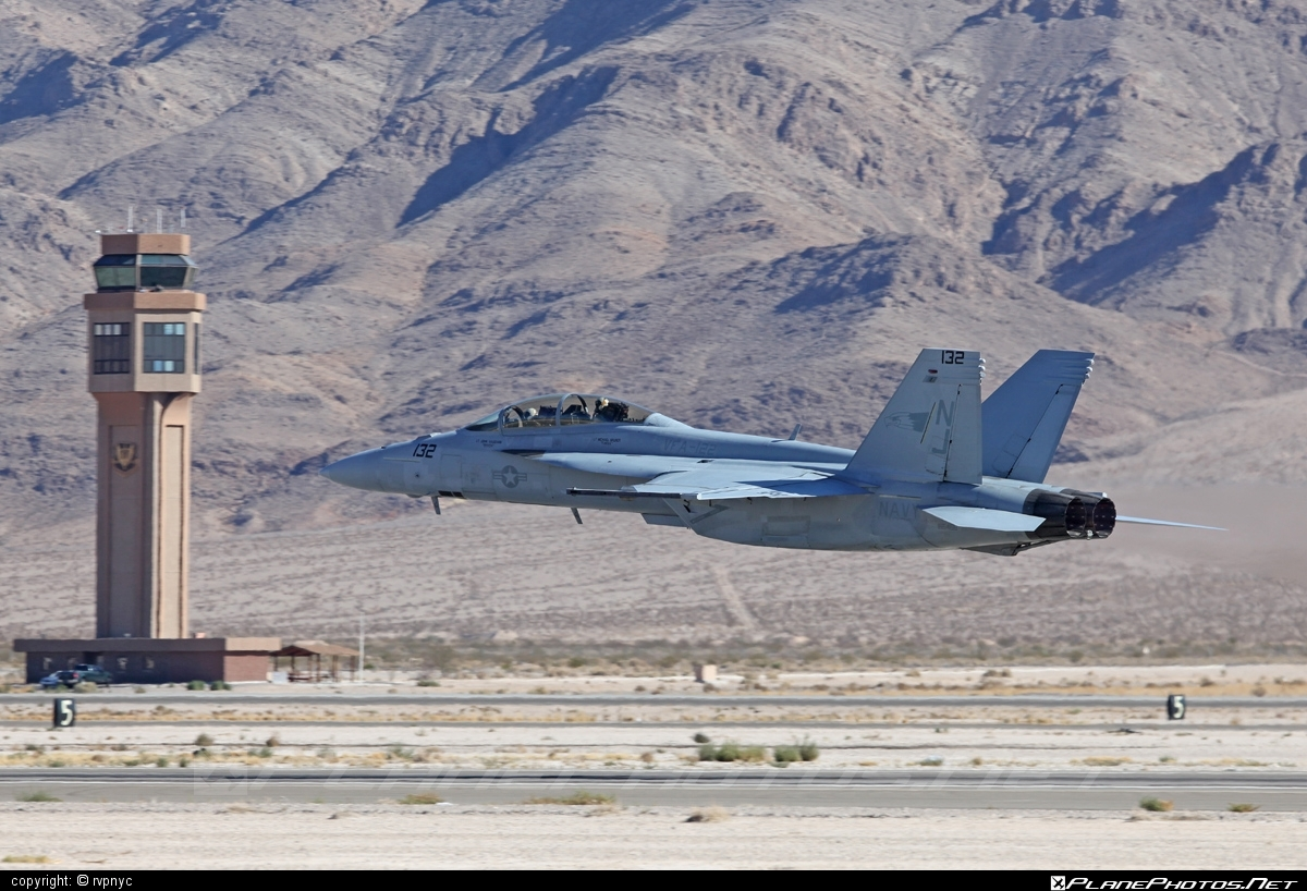 Boeing F/A-18F Super Hornet - 166466 operated by US Navy (USN) #boeing #f18 #f18hornet #f18superhornet #fa18 #fa18f #fa18superhornet #superhornet