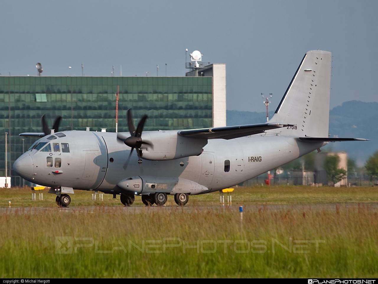 Alenia C-27J Spartan - I-RAIG operated by Alenia Aeronautica #alenia #aleniac27j #aleniac27jspartan #aleniaspartan #c27j #c27jspartan #c27spartan