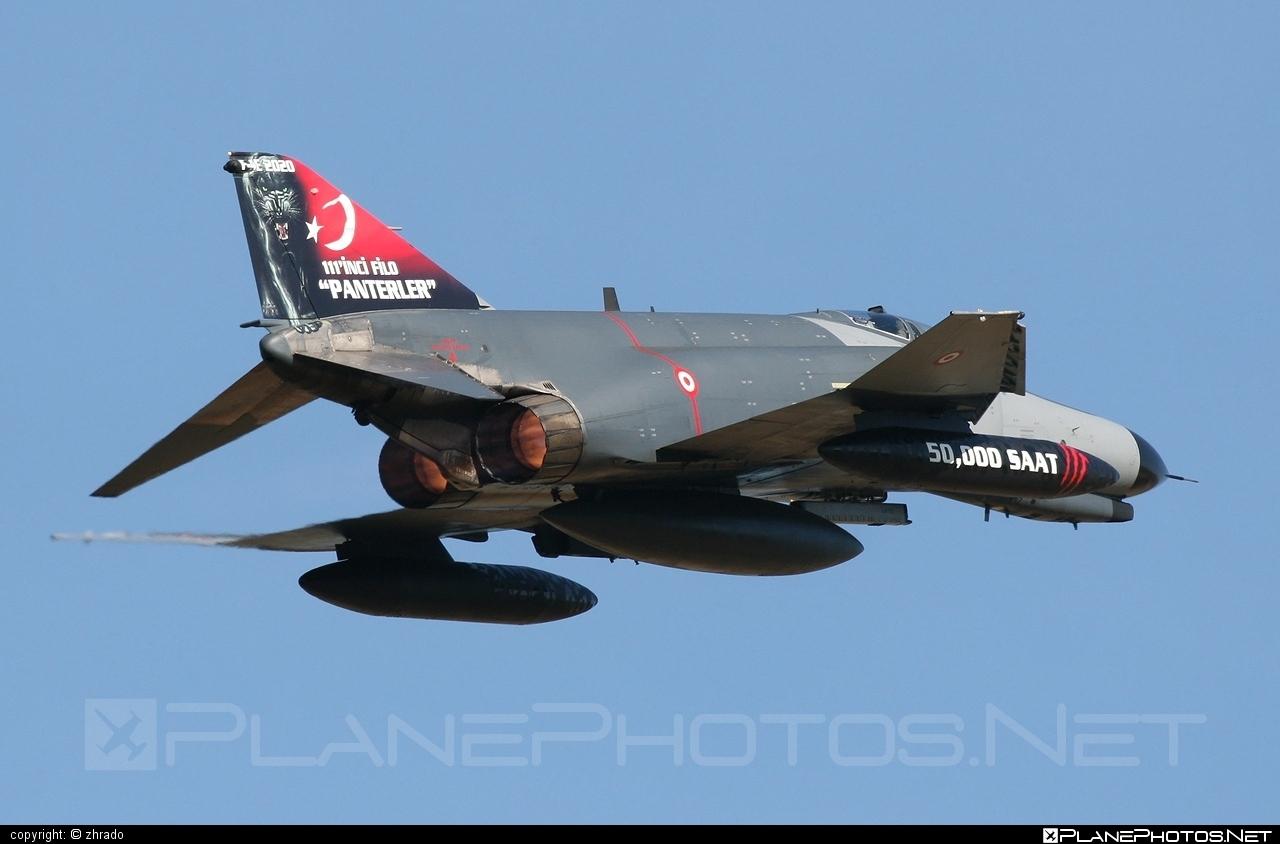 McDonnell Douglas F-4E Terminator 2020 - 77-0285 operated by Türk Hava Kuvvetleri (Turkish Air Force) #mcdonnelldouglas #turkishairforce