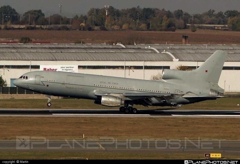 Lockheed L-1011-500 TriStar KC1 - ZD953 operated by Royal Air Force (RAF) #lockheed #raf #royalairforce