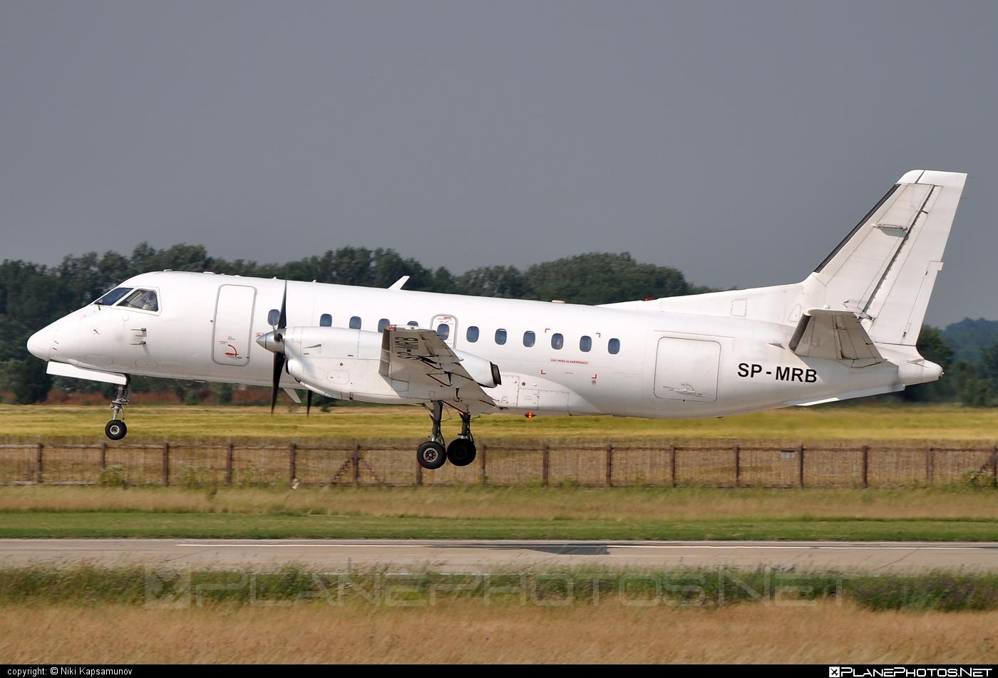 Saab 340A QC - SP-MRB operated by SkyTaxi #saab #saab340 #saab340aqc