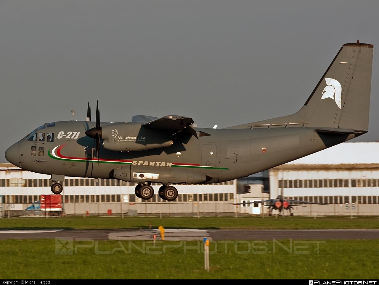 Alenia C-27J Spartan - CSX62127 operated by Aeronautica Militare (Italian Air Force) #alenia #aleniac27j #aleniac27jspartan #aleniaspartan #c27j #c27jspartan #c27spartan