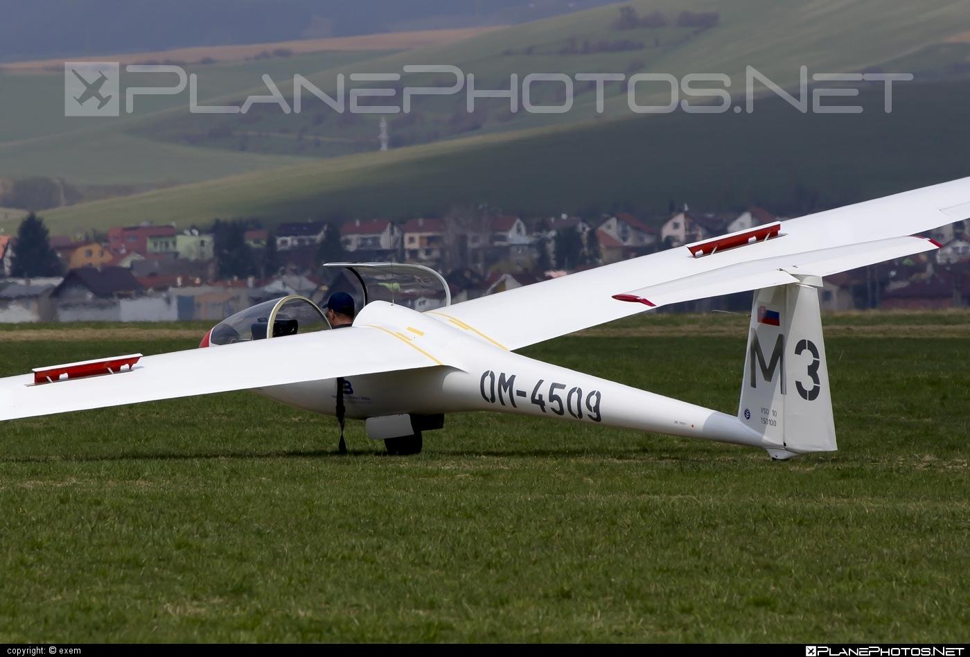 Orličan VSO-10B Gradient - 0M-4509 operated by Aeroklub Spišská Nová Ves #orlican