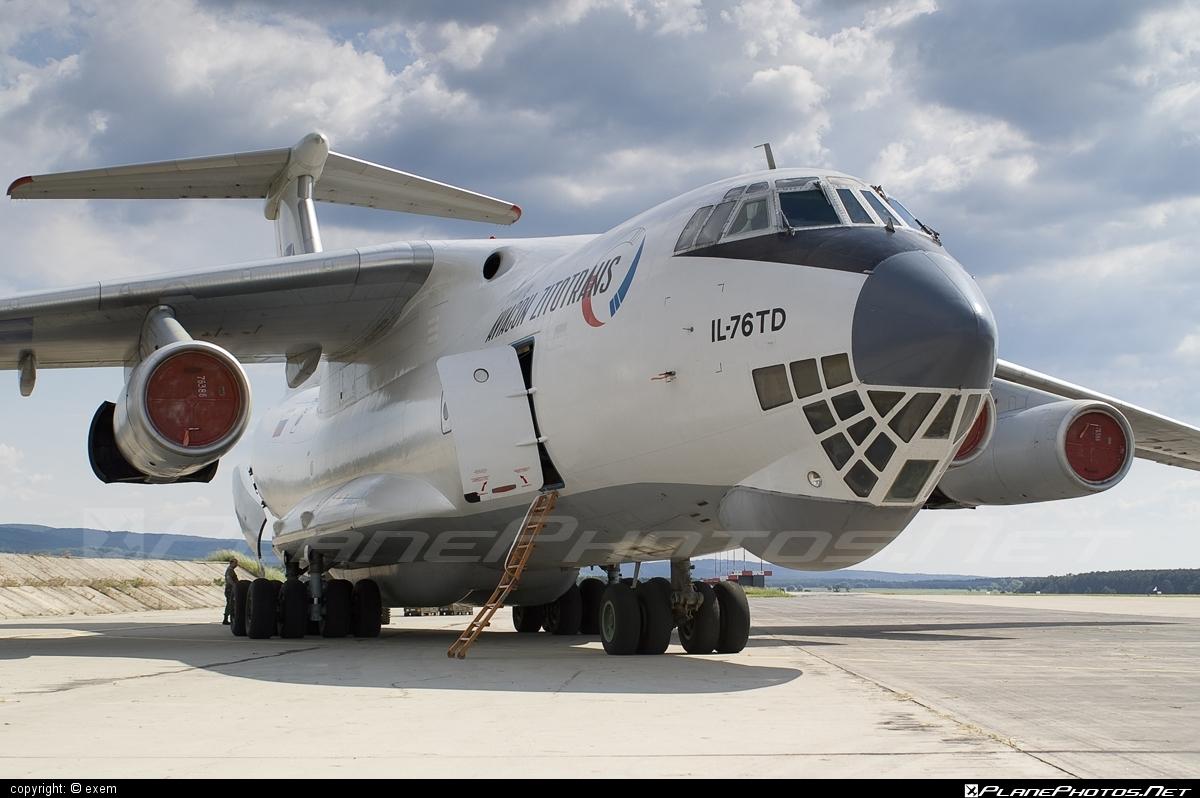 Ilyushin Il-76TD - RA-76386 operated by Aviacon Zitotrans #il76 #il76td #ilyushin
