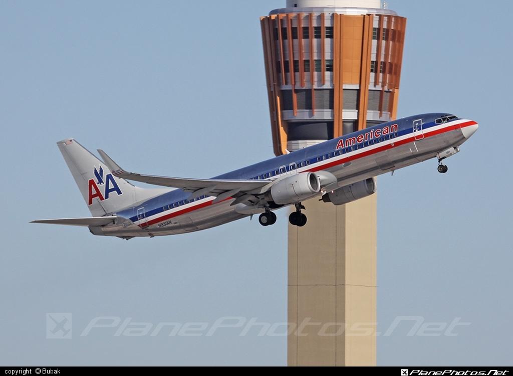 American Airlines Boeing 737-800 - N931AN #americanairlines #b737 #b737nextgen #b737ng #boeing #boeing737