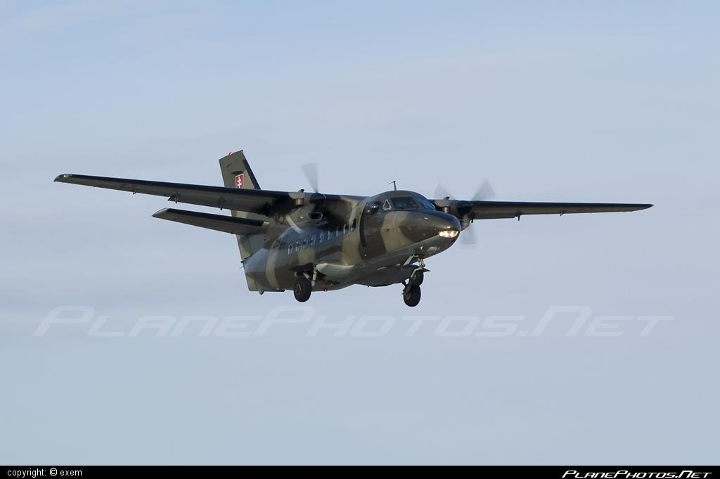 Let L-410T Turbolet - 0930 operated by Vzdušné sily OS SR (Slovak Air Force) #let #slovakairforce #vzdusnesilyossr