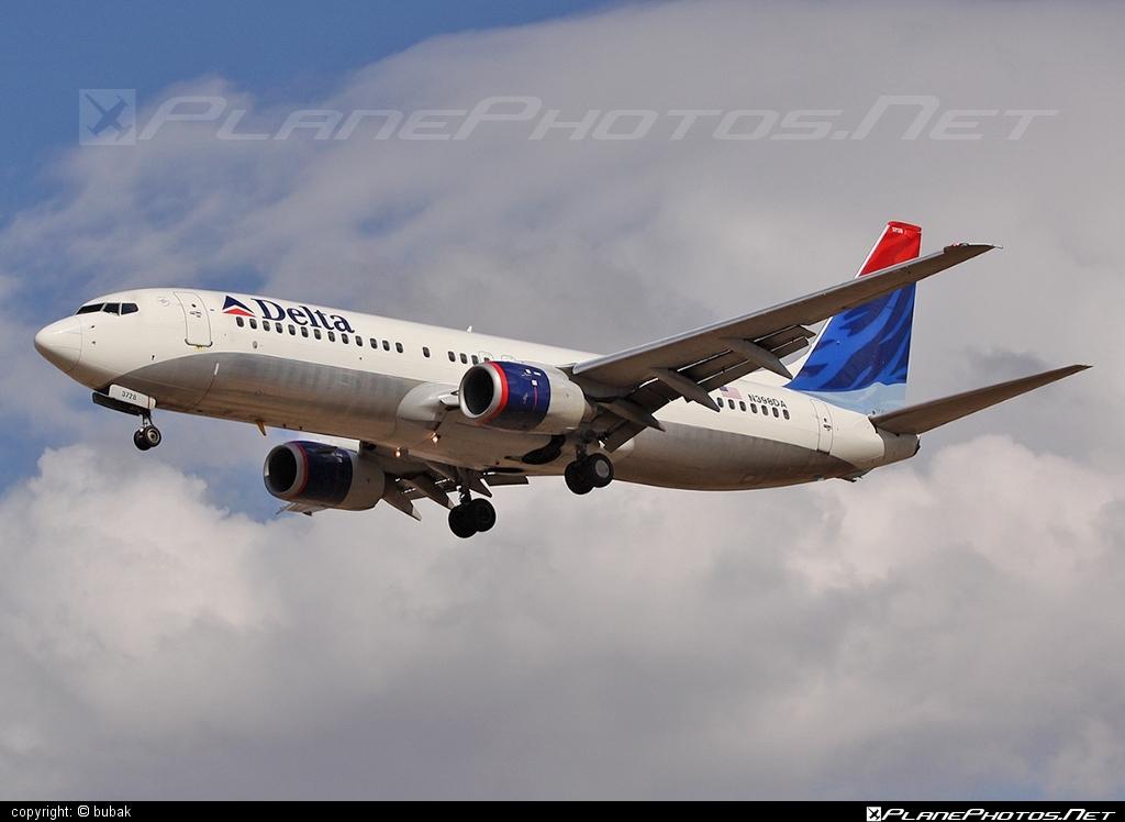 Boeing 737-800 - N398DA operated by Delta Air Lines #b737 #b737nextgen #b737ng #boeing #boeing737 #deltaairlines