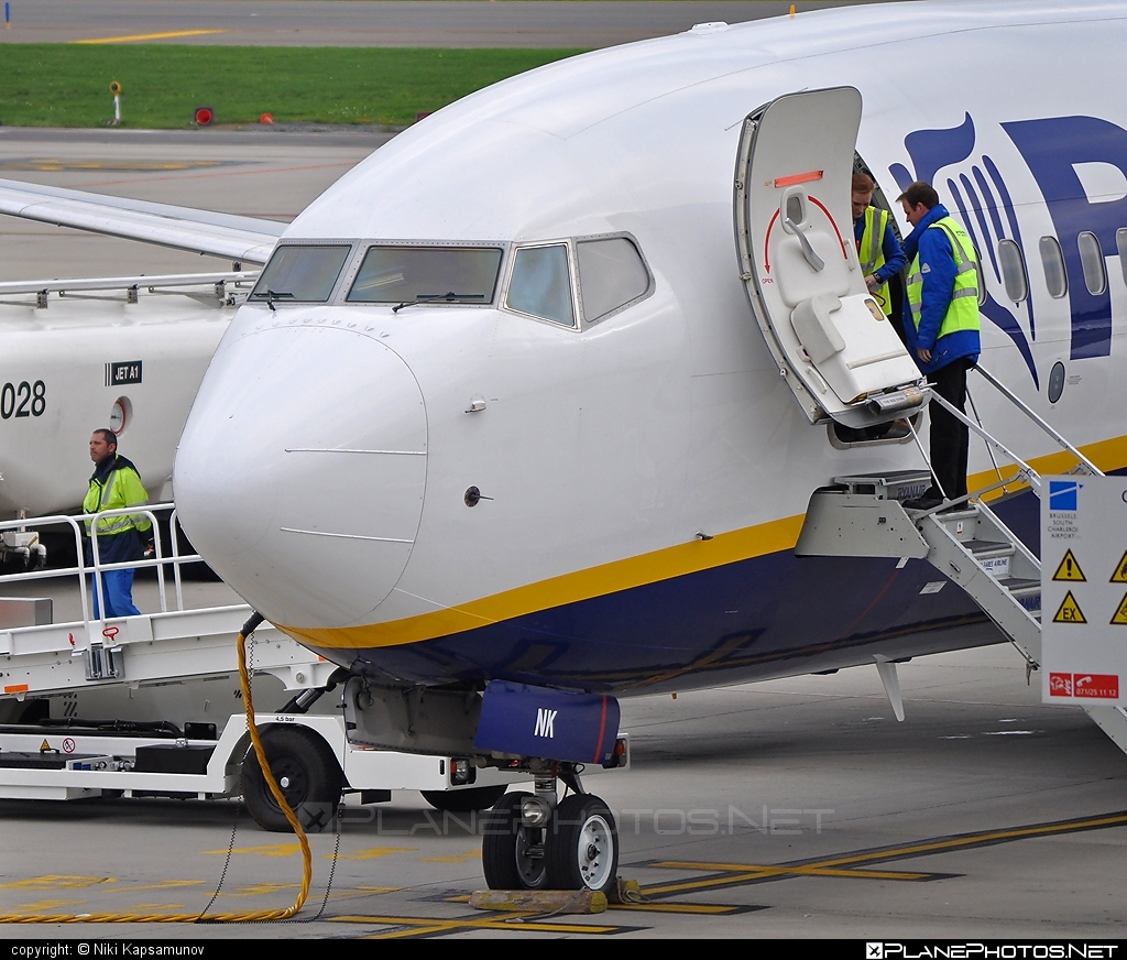 Boeing 737-800 - EI-ENK operated by Ryanair #b737 #b737nextgen #b737ng #boeing #boeing737 #ryanair