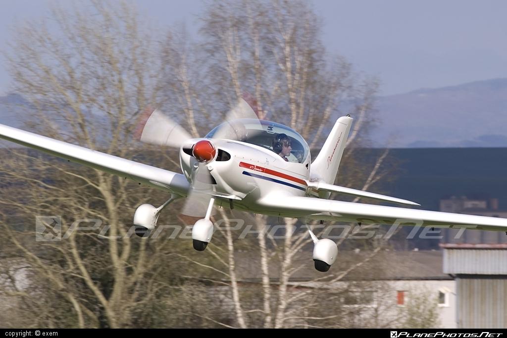 Aerospool WT9 Dynamic - OM-OLI operated by Private operator #aerospool #wt9 #wt9dynamic