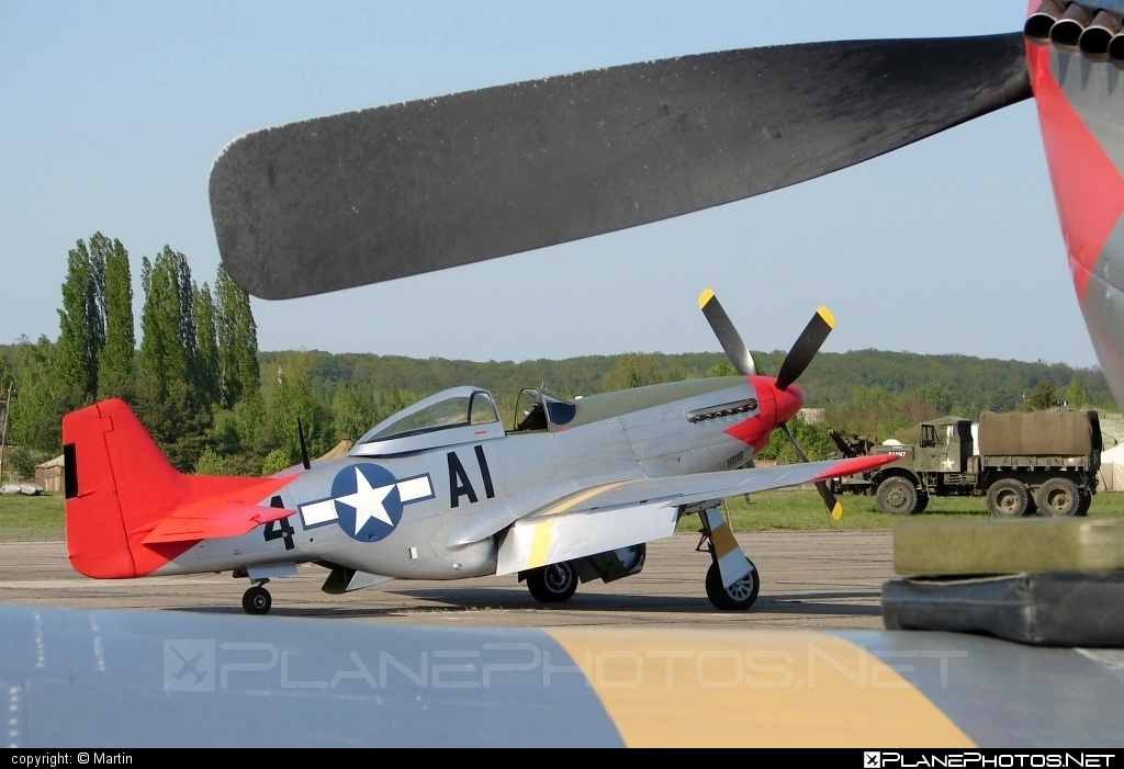 CAC CA-18 Mustang Mk.22 - G-HAEC operated by Private operator