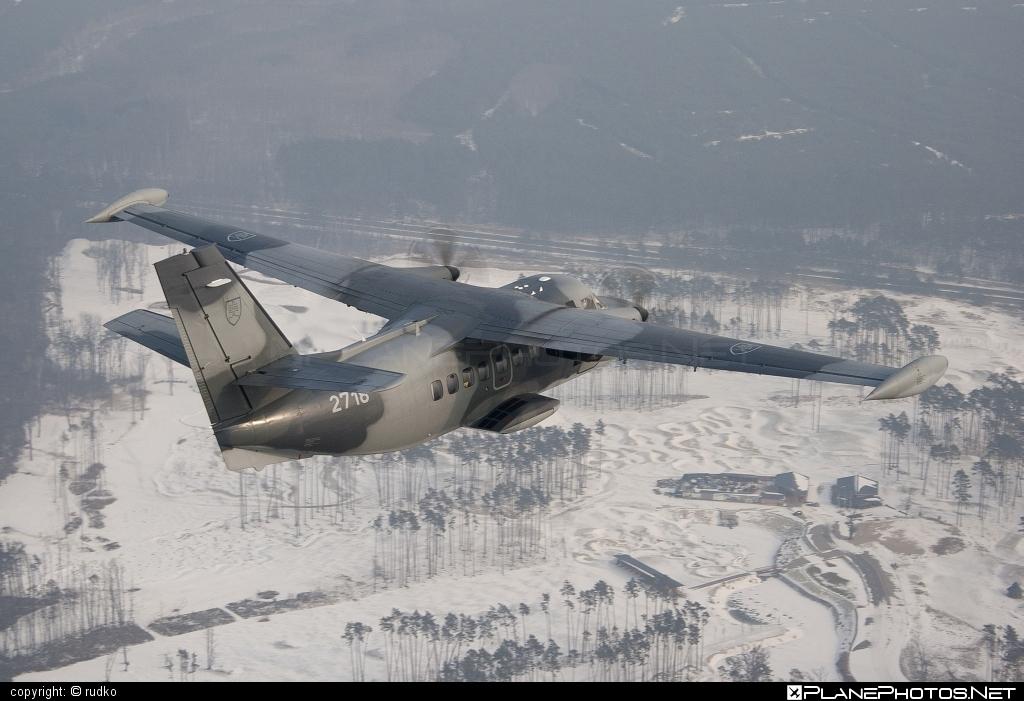 Let L-410UVP-E20 Turbolet - 2718 operated by Vzdušné sily OS SR (Slovak Air Force) #L410 #L410Turbolet #L410uvpe20 #L410uvpe20Turbolet #let #slovakairforce #turbolet #vzdusnesilyossr